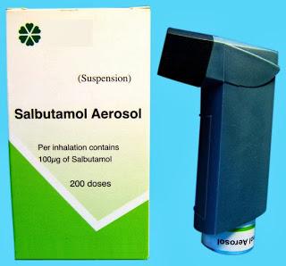 Asthma Salbutamol Inhalation Aerosol