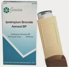 Asthma Treatment Drug Ipratropium Bromide