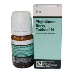Weight Loss Homeopathic Medicines Phytolacca Berry