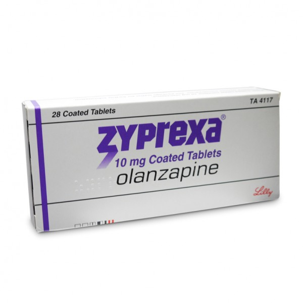 Side Effects Of Olanzapine Tablets