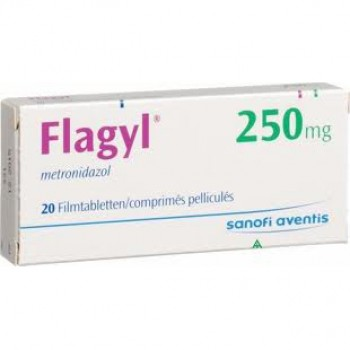 Flagyl treatment