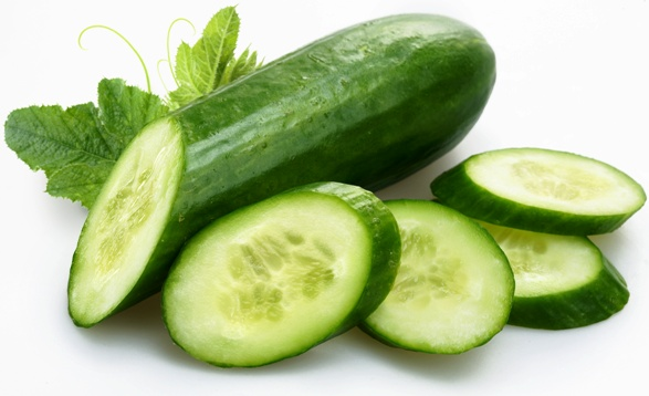 Benefits of Cucumbers on Skin and Health