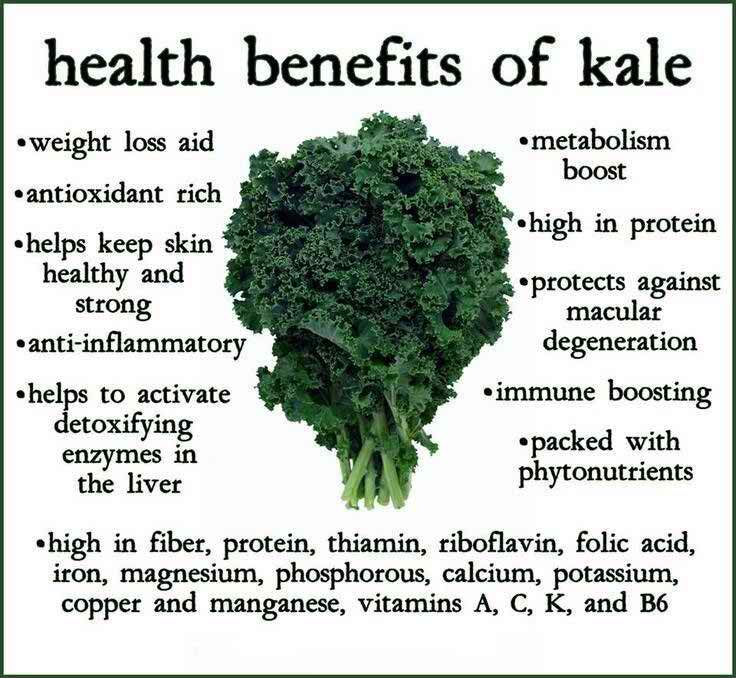 Health Benefits of kale for Weight loss, Cancer, Arthritis