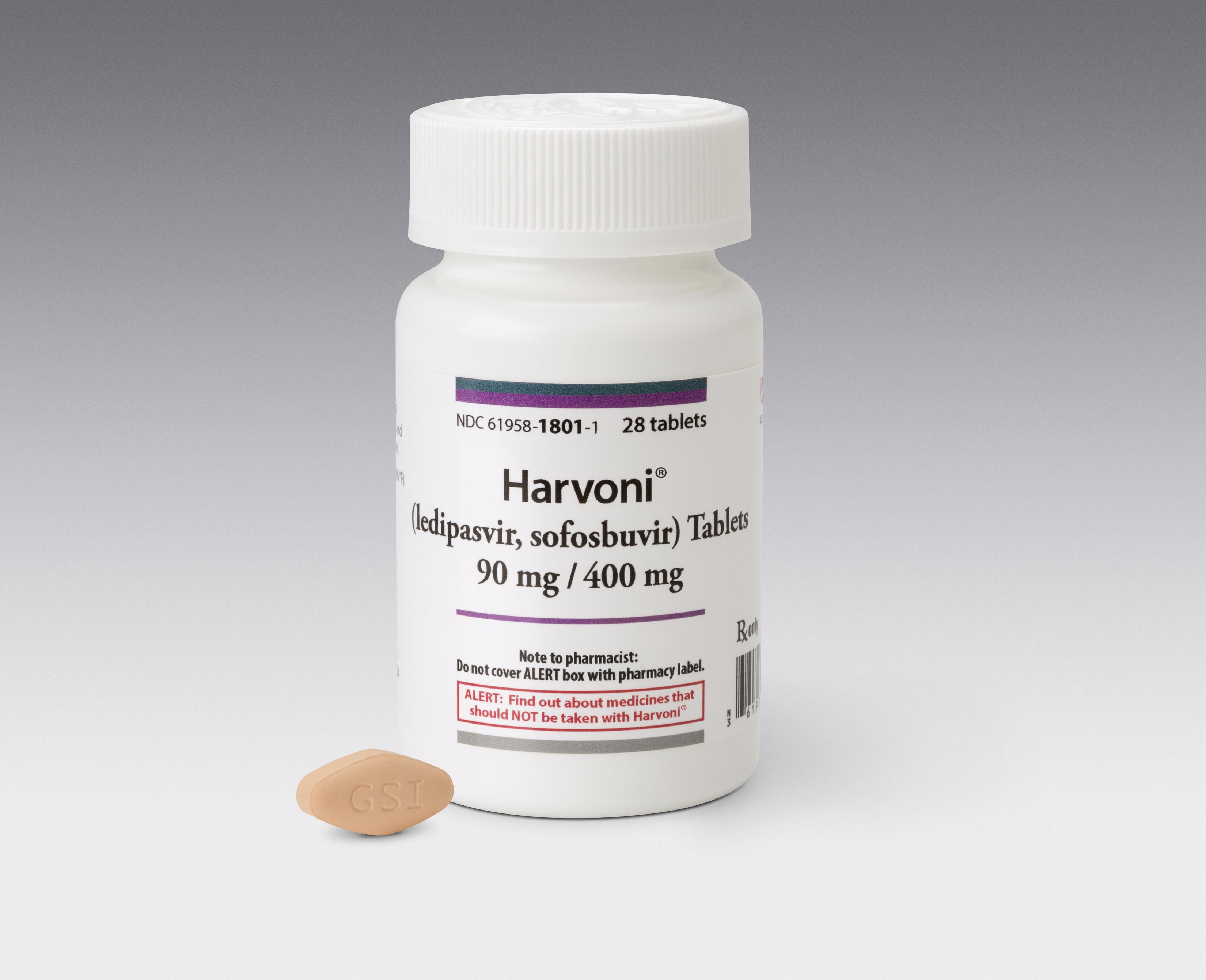Ribavirin Dosage With Harvoni
