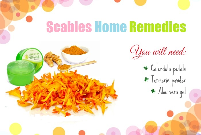 Scabies home remedies - Treatment and Prevention