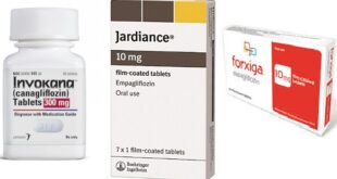 Invokana vs Jardiance vs Farxiga diabetes treatment cost, side effects, dosage