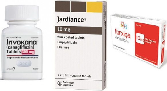 Jardiance vs Invokana vs Farxiga Cost, Side effects, Dosage