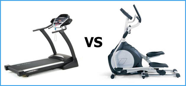 Treadmill vs. Elliptical: Which machine burn more fat?