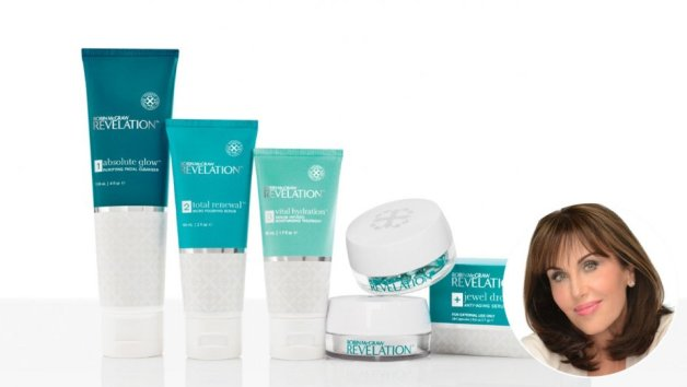 Robin McGraw's Revelation Skin Care Review and Cost