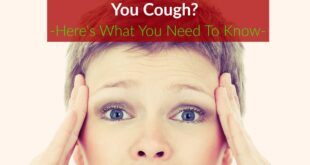 Why My Head hurts when I cough? Causes and Treatment