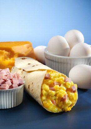Low Carb Breakfast Menu