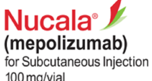 Nucala/Mepolizumab Side effects, Cost, Dosage for Asthma