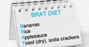 What is Brat Diet |Brat diet benefits in adults and babies