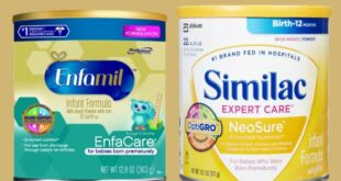 Enfamil vs Similac Infant Formula Supplementation Reviews